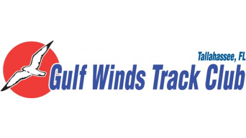 Gulf Winds Track Club logo